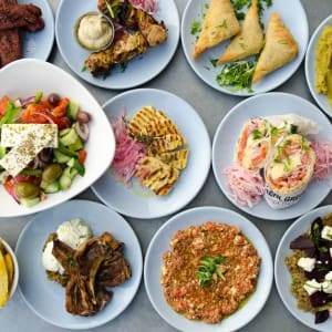 Four dishes for £9.95*