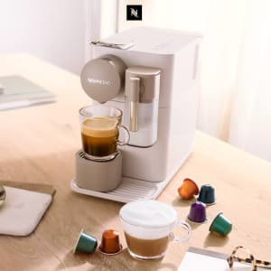 Get a Nespresso machine for just £1 when you take a Nespresso coffee subscription