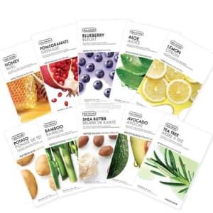 Real Nature Sheet Mask Buy 10 Get 10 Free