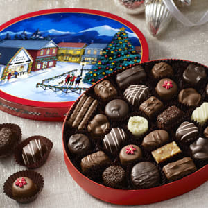 Visit See's Candies for $5 off $35