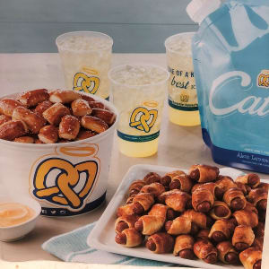 Party with Pretzels! – Auntie Anne's Catering