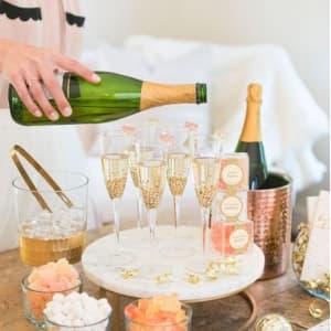 Keep Calm & Pop the Champagne!