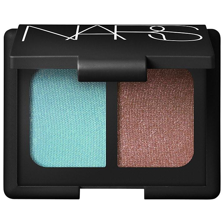 NARS eyeshadow chiang mai blue copper