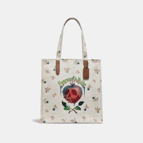 Coach Disney X Poison Apple Tote