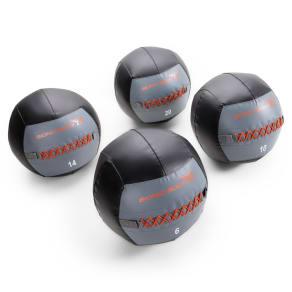 Bionic Body Medicine Ball - 6lb - Black, Multicolored