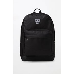 Obey Mens Drop Out Juvee Backpack - Black
