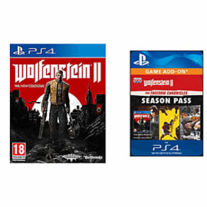 Wolfenstein II: The New Colossus + Season Pass for PlayStation 4