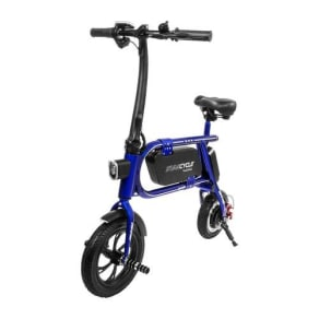 Swagtron - SwagCycle Envy Electric Bike - Blue