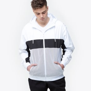CSG Ether Jacket - Mens - White/Black