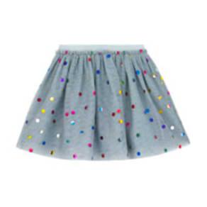 Tutu Foil Spot Skirt