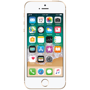 Apple iPhone SE - 32GB - Rose Gold - Mobile Phone - with installment plan