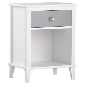 Emery Bed & Dresser Set, Twin, Simply White from Pottery ...
