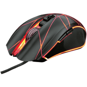 Trust GXT 160 Ture Illuminated Gaming Mouse for PC