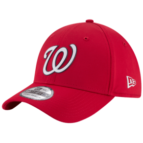 Washington Nationals New Era MLB 39Thirty Batting Practice Cap - Mens - Red