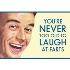 Farts | Birthday Card