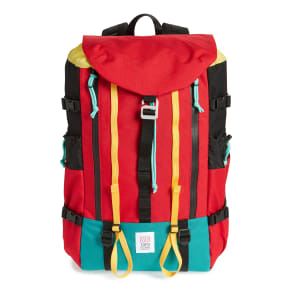 Topo Designs Mountain Backpack - Red