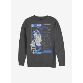 Star Wars R2-D2 Schematics Sweatshirt