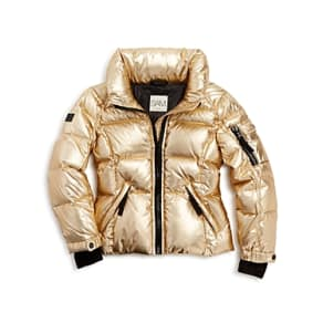 Sam. Girls' Freestyle Down Jacket - Little Kid