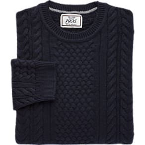 1905 Collection Cotton Cable-Knit Men's Sweater