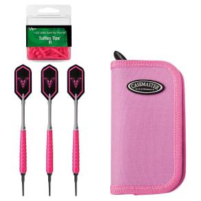 Viper V Glo Soft Tip Dart Bundle - Pink
