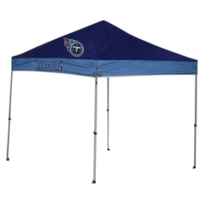Rawlings Nfl Tennessee Titans 9'x9' Straight Leg Canopy Tent