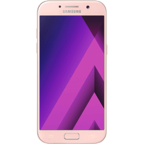 Samsung Galaxy A5 2017 (32gb Peach Cloud) at Ps269.99 on No Contract.
