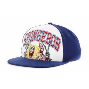 Spongebob Nickelodeon Spongebob Gang Snapback Cap