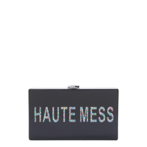 Nordstrom Haute Mess Box Clutch -