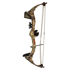 Bear Archery Brave 3 Bow Set, Camo