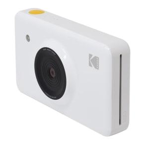 Kodak Mini Shot Kodmsw Instant Camera - White, White