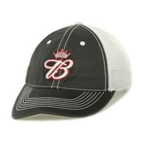 Anheuser Busch Black Mesh Onefit Hat