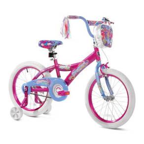 Kent Spoiler Girls' 18 Bike - Pink/White