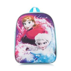 Disney Frozen Blue 'Frozen' Print Light-Up Backpack