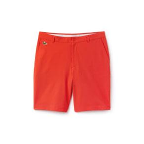 Sport Stretch Taffeta Technical Golf Bermuda Shorts