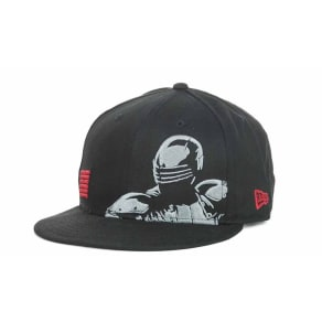 Snake Eyes g.i. Joe Panel Face 9fifty Snapback