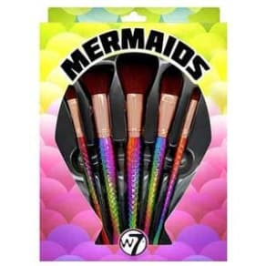 W7 Mermaid Brush Collection Gift Set for Her