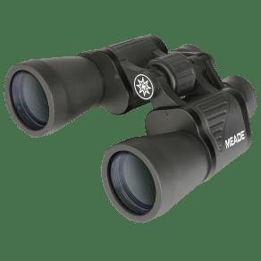 Meade Travelview 7x50 Binoculars, Rubber Armoring