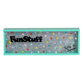 Tatty Devine Fun Stuff Acrylic Stationary Case