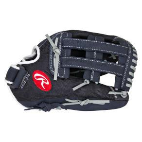 Rawlings Renegade Series Glove Left Hand Throw - Black/Navy (13)