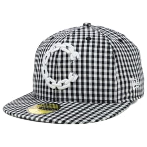 New Era Gingham Fitted 59fifty Cap