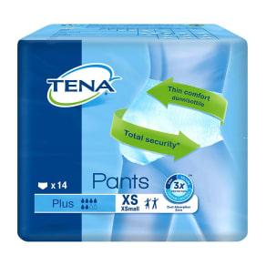 Tena Pants Plus Extra Small - 14 Pants