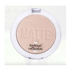 Natural Collection Matte Pressed Powder Neutral