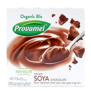 Provamel Soya Dessert Chocolate 4 X 125g - 4x 125 G