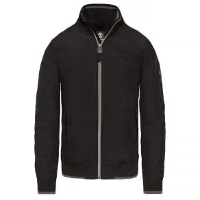 Timberland Men's Mount Franklin Bomber Jacket Black Black, Size XL