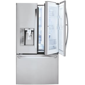 Lg Lfxs30766s 29.6 Cu. Ft. French Door Stainless Steel (Silver) Refrigerator