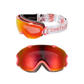 Women's Smith I/Os Chromapop Snow Goggles - Sunburst Zen/ Mirror