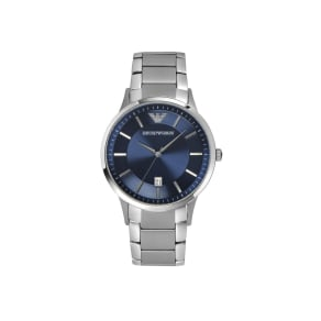 Emporio Armani Renato Men's Stainless Steel Bracelet Watch