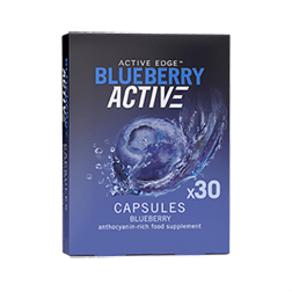 Cherry Active Ltd Blueberryactive 30 Capsules
