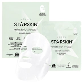 Starskin 'Behind the Scenes(tm)' Coconut Bio-Cellulose Balancing Face Mask 40g