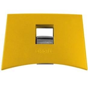 Cristel 3-Piece Ergonomic Handle Set for Mutine Pots & Pans